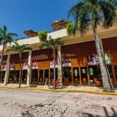 Villas Sacbe Condo Hotel and Beach Club Плая-дель-Кармен пляж фото 2
