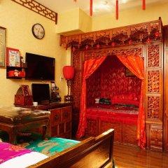 Отель Beijing Double Happiness Hotel Китай, Пекин - отзывы, цены и фото номеров - забронировать отель Beijing Double Happiness Hotel онлайн комната для гостей фото 3