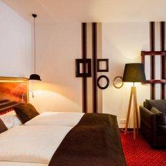 Отель Boutiquehotel Stadthalle Вена комната для гостей фото 2