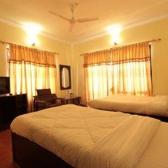 Отель Pokhara Village Resort Непал, Покхара - отзывы, цены и фото номеров - забронировать отель Pokhara Village Resort онлайн комната для гостей фото 2