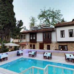 Urcu Турция, Анталья - отзывы, цены и фото номеров - забронировать отель Urcu онлайн бассейн