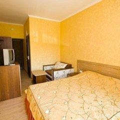 Гостиница Сибирь комната для гостей фото 5