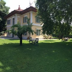 Отель Villa D'Azeglio Албьяно-д'Ивреа фото 11