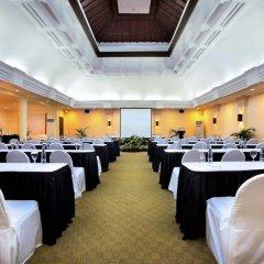 Отель Nikko Bali Benoa Beach Индонезия, Бали - отзывы, цены и фото номеров - забронировать отель Nikko Bali Benoa Beach онлайн помещение для мероприятий