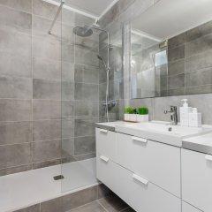 Апартаменты River Seine - Quartier Latin Apartment ванная