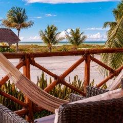 Отель Villas HM Paraíso del Mar Мексика, Остров Ольбокс - отзывы, цены и фото номеров - забронировать отель Villas HM Paraíso del Mar онлайн пляж фото 2