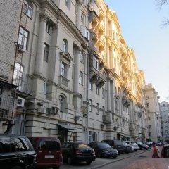 Апартаменты Intermark Expo Apartments парковка