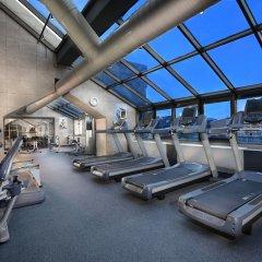 Отель Ankara Hilton фитнесс-зал фото 2