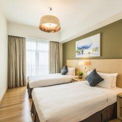 Отель Somerset Ho Chi Minh City комната для гостей фото 2