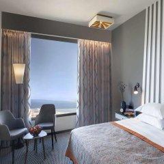Отель Dan Panorama Haifa Хайфа комната для гостей фото 3