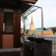 Отель Feung Nakorn Balcony Rooms And Cafe Бангкок фото 20