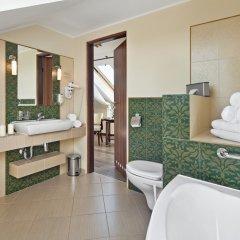 Отель Bonum Польша, Гданьск - 4 отзыва об отеле, цены и фото номеров - забронировать отель Bonum онлайн ванная фото 2