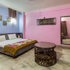 Отель Sahara International Deluxe Индия, Нью-Дели - отзывы, цены и фото номеров - забронировать отель Sahara International Deluxe онлайн комната для гостей фото 5