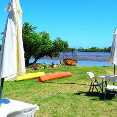 Отель Bayview Cove Resort пляж
