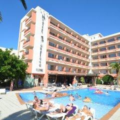 Отель azuLine Hotel S'Anfora & Fleming Испания, Сан-Антони-де-Портмань - отзывы, цены и фото номеров - забронировать отель azuLine Hotel S'Anfora & Fleming онлайн фитнесс-зал
