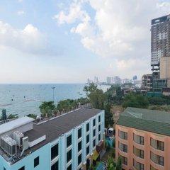 Отель Deep Blue Z10 Pattaya пляж