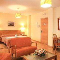 Hotel Las Tablas комната для гостей