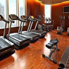 Отель Hyatt Regency Tokyo Токио фитнесс-зал фото 4