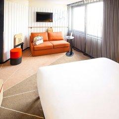Отель Ibis Styles Paris 16 Boulogne Париж комната для гостей фото 2