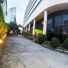 Phuket Town Inn Hotel Phuket парковка