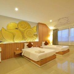 Отель Tairada Boutique Hotel Таиланд, Краби - отзывы, цены и фото номеров - забронировать отель Tairada Boutique Hotel онлайн комната для гостей фото 4
