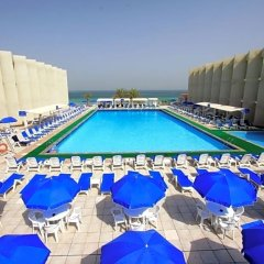 Отель Beach Hotel Sharjah ОАЭ, Шарджа - 8 отзывов об отеле, цены и фото номеров - забронировать отель Beach Hotel Sharjah онлайн фото 3