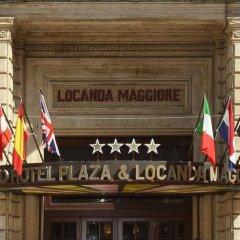 Grand Hotel Plaza & Locanda Maggiore развлечения