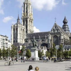 Отель Holiday Inn Express Antwerp City-North фото 7