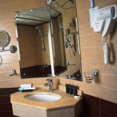 Manhattan Avenue Hotel ванная фото 2