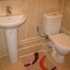 V Centre Hotel ванная