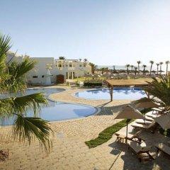 Отель Club Rimel Djerba Тунис, Мидун - отзывы, цены и фото номеров - забронировать отель Club Rimel Djerba онлайн приотельная территория фото 2