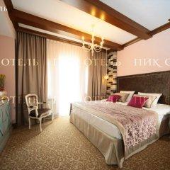 Пик Отель комната для гостей фото 2