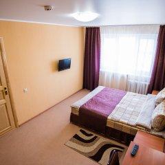 Отель Алгоритм Тюмень комната для гостей