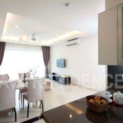 Отель Ava Residences Ho Chi Minh City в номере