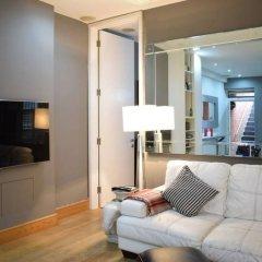 Апартаменты Beautiful Kensington 2 Bedroom Luxury Apartment Лондон комната для гостей фото 3