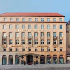 Отель Steigenberger Grandhotel Handelshof Leipzig Германия, Лейпциг - 1 отзыв об отеле, цены и фото номеров - забронировать отель Steigenberger Grandhotel Handelshof Leipzig онлайн фото 4