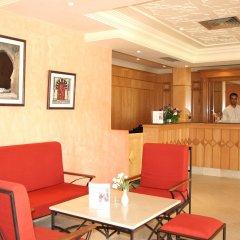 Отель Diar Yassine Тунис, Мидун - отзывы, цены и фото номеров - забронировать отель Diar Yassine онлайн интерьер отеля