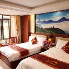 Отель Son Ha Sapa Hotel Plus Вьетнам, Шапа - отзывы, цены и фото номеров - забронировать отель Son Ha Sapa Hotel Plus онлайн комната для гостей фото 2