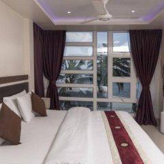 Отель Whiteharp Beach Inn Мальдивы, Мале - отзывы, цены и фото номеров - забронировать отель Whiteharp Beach Inn онлайн комната для гостей фото 5