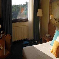 Отель Novotel Gdansk Marina комната для гостей фото 5