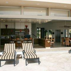 Отель Villa del Mar Педрегал бассейн