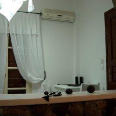 Отель Kafouros Hotel Греция, Остров Санторини - отзывы, цены и фото номеров - забронировать отель Kafouros Hotel онлайн ванная