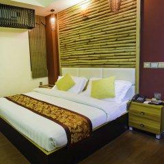 Отель Clear Sky Inn By Wonderland Maldives Мале комната для гостей фото 3