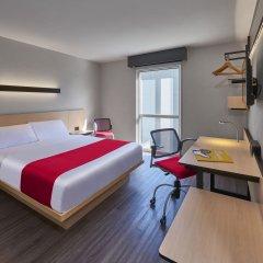Отель City Express La Raza Мехико комната для гостей фото 4