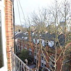 Апартаменты 1 Bedroom Apartment With Beautiful Views in Hampstead балкон