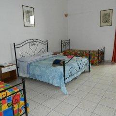 Отель B&B Borgo Pace Лечче комната для гостей фото 4