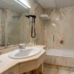 Отель Monte Carmelo Испания, Севилья - отзывы, цены и фото номеров - забронировать отель Monte Carmelo онлайн ванная фото 2