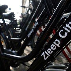 Zleep Hotel Copenhagen City фитнесс-зал