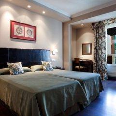 Отель Moderno Испания, Мадрид - 8 отзывов об отеле, цены и фото номеров - забронировать отель Moderno онлайн комната для гостей фото 4