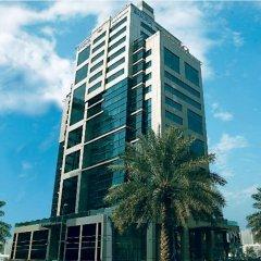 Отель Samaya Hotel Deira ОАЭ, Дубай - отзывы, цены и фото номеров - забронировать отель Samaya Hotel Deira онлайн вид на фасад